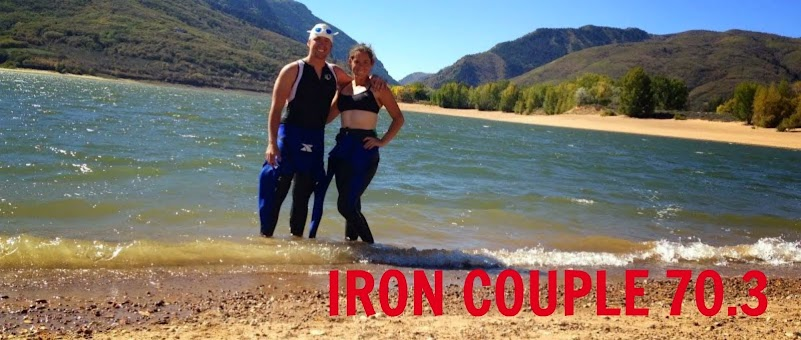 Iron Couple 70.3
