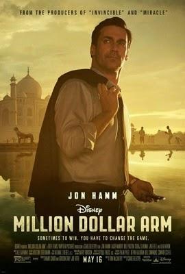 Million Dollar Arm (2014) ταινιες online seires xrysoi greek subs
