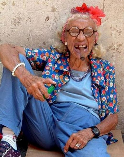 Частное фото бабушек