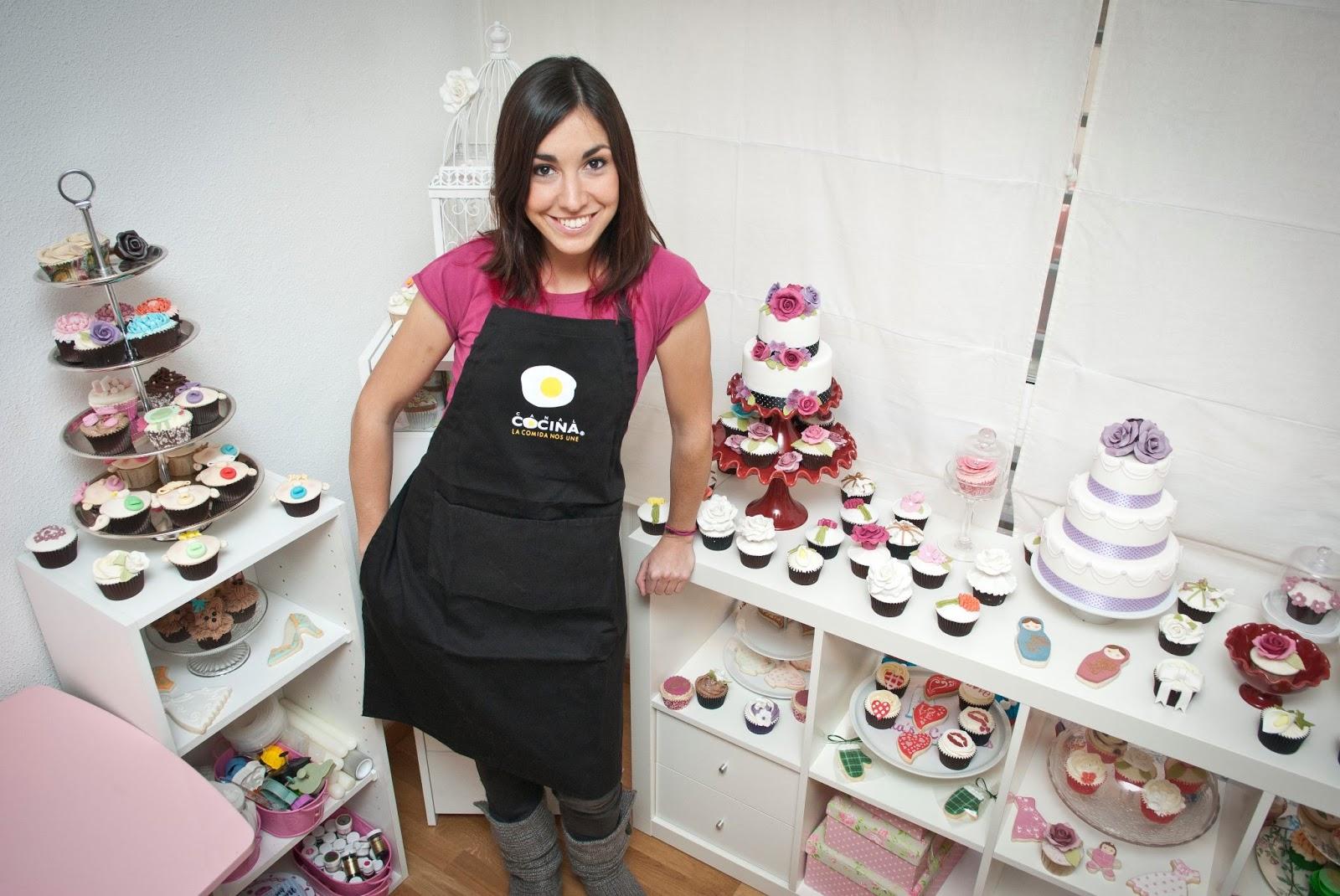 Alma obreg n objetivo cupcake perfecto famosos y casposos las noticias de m s actualidad mundial - Canal cocina alma obregon ...