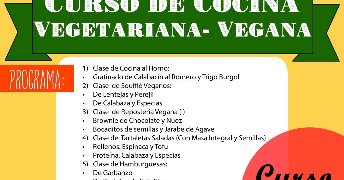 Cocina vegetariana hotei f curso cocina - Curso de cocina vegetariana ...