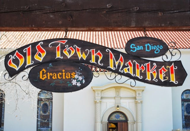 A Brief San Diego Visitor's Guide // Visit Old Town San Diego