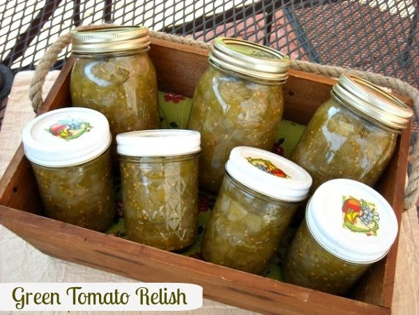 Old Fashioned Chow Chow Relish