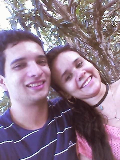 Eu e meu Marido.