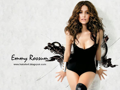 Emmy Rossum 2014