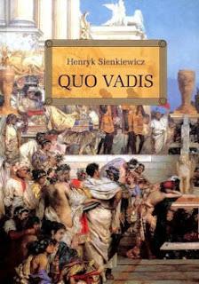 Portada del libro Quo Vadis para descargar en pdf gratis