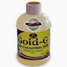 Cara Pesan Jelly Gamat Gold G