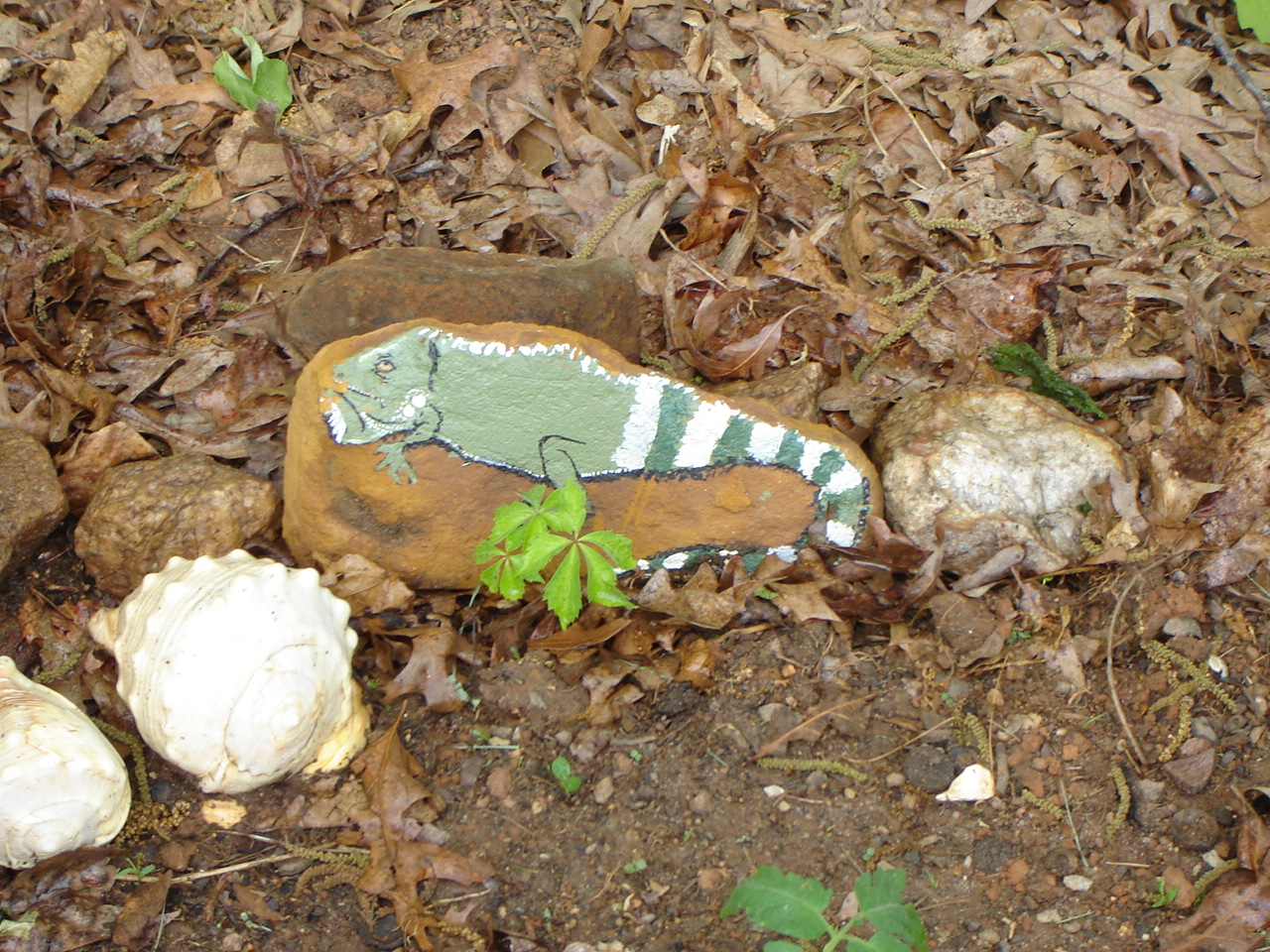 All things handcrafted tips classes and more kids - Painting rocks for garden ...