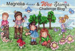 Magnolia-licious Challenge