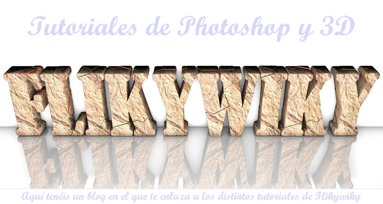 Tutoriales Photoshop y 3D