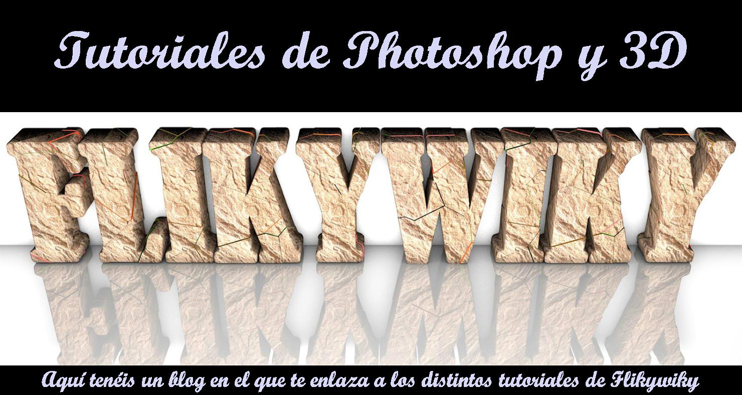 Tutoriales Photoshop y 3D
