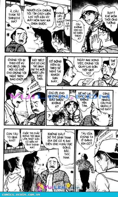 Detective Conan - Thám Tử Lừng Danh Conan chap 562 page 9 - IZTruyenTranh.com