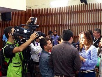 ALEX PINO Periodista