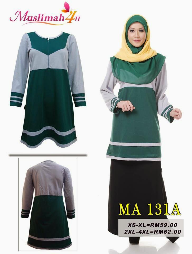 T-shirt-Muslimah4u-MA131A