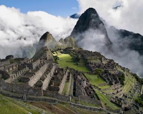 Rahasia Machu Picchu di Peru