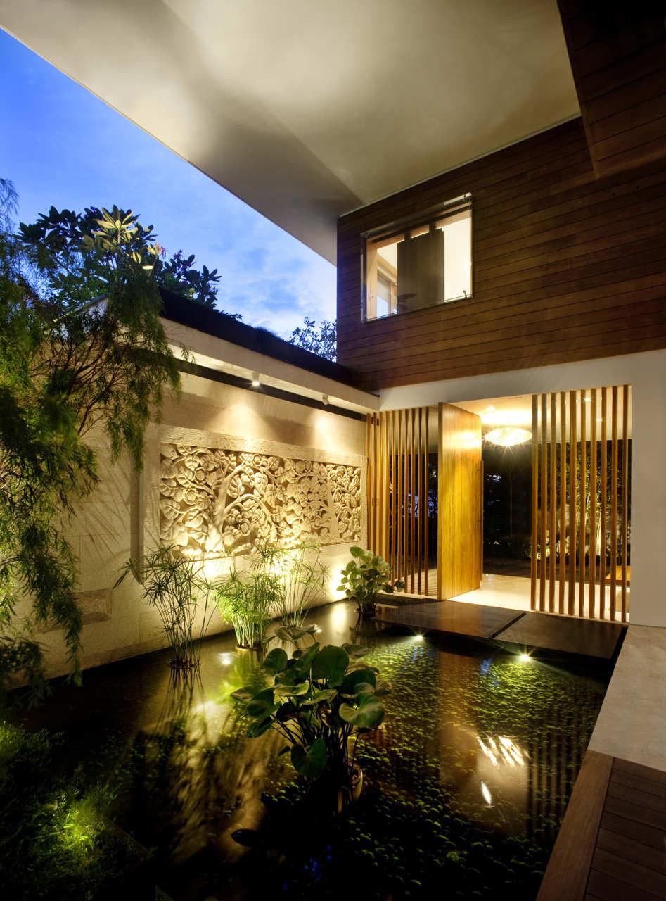 Sky garden house un jard n cerca del cielo ecosiglos for Garden room interior designs