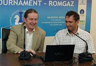 Echecs en Roumanie : Liviu-Dieter Nisipeanu (2662)  © ChessBase