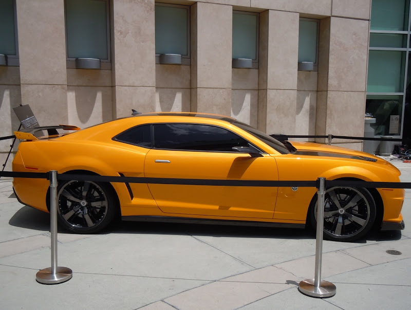 Transformers 3 Bumblebee Camaro