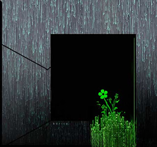 Verde solitário