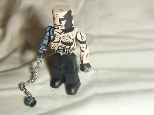 Hellboy Nazi Minion Minimate