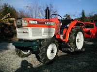 трактор KUBOTA L2002DT