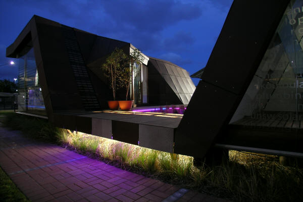 House Designs Sustainable Design House Set In Sydney
