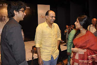 Vidya Balan at Zakir Hussain's concert