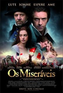 Os Miseráveis BDRip Dual Áudio (2013) (Les Misérables) AVI & RMVB Torrent