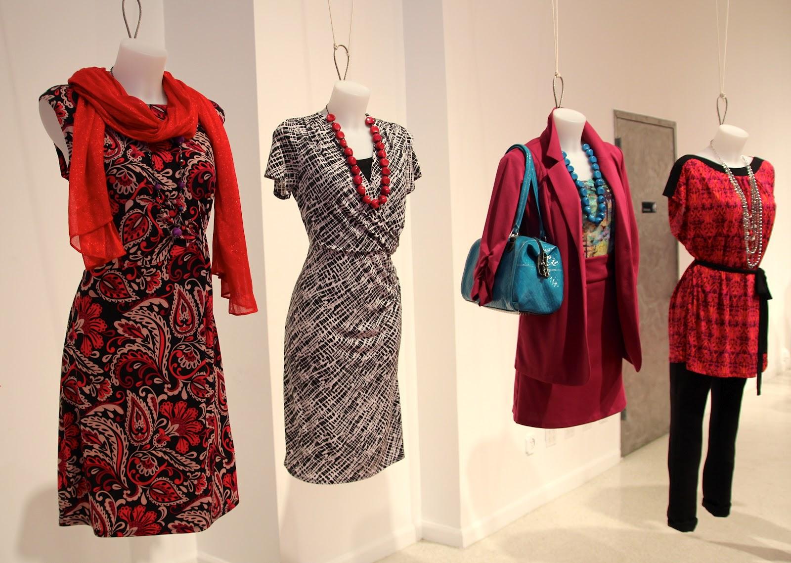 FASHION BUG FALL 2012 Contemporary Attire For Women