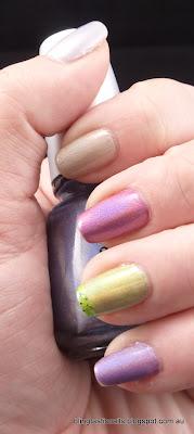 China Glaze OMG Skittles Manicure