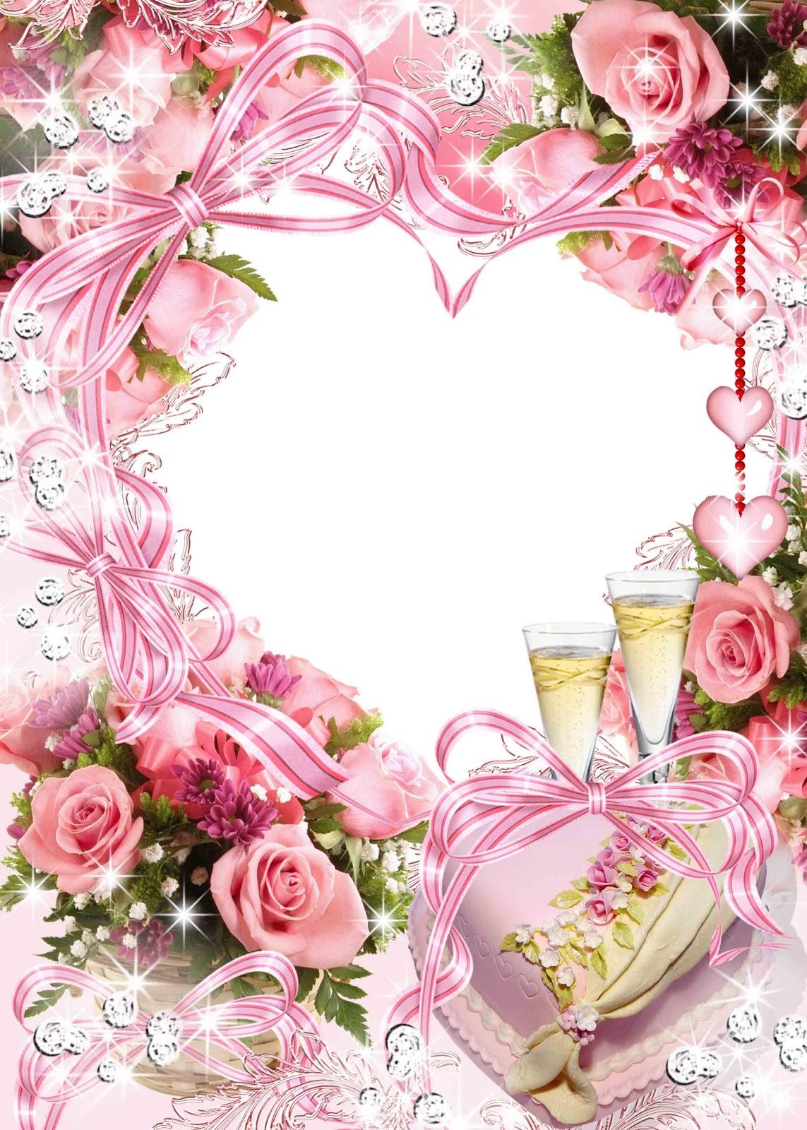 Wedding Frame Clip Art