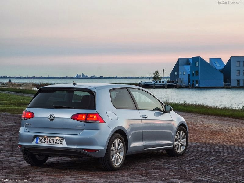 2014 Volkswagen Golf TDI BlueMotion