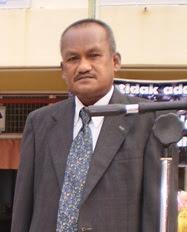 Guru Besar, Tn. Hj. Mat Salleh bin Abd. Wahab