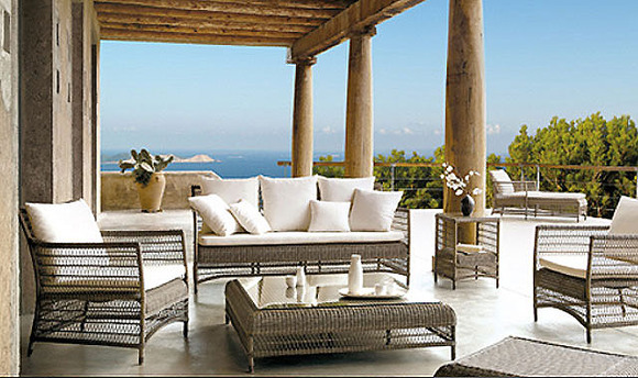Multinotas decoraci n de terrazas muebles y accesorios for Muebles terraza diseno