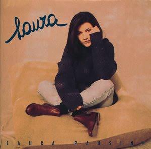 Capa Laura Pausini   Laura  | músicas