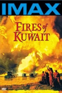 Fires of Kuwait DVD Cover