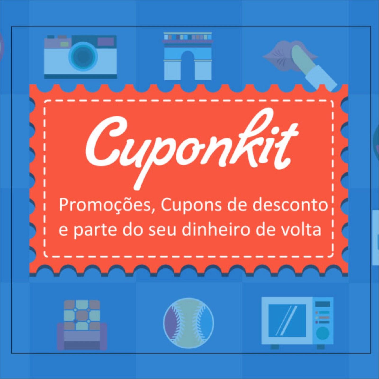 Cuponkit - Descontos online
