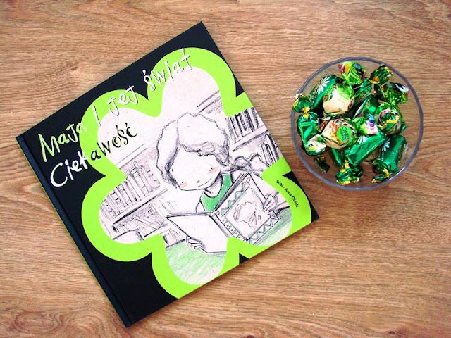 książki dla dzieci, Adamada, jaką książkę kupić dziecku