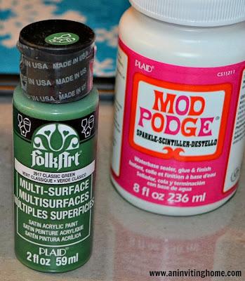 Supplies Mod Podge FolkArt Paint
