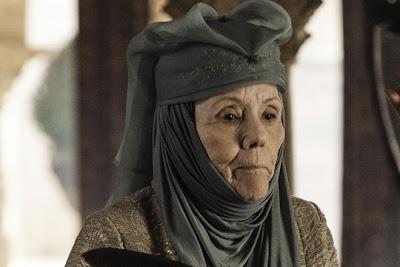Lady Olenna Tyrell - Juego de Tronos en los siete reinos
