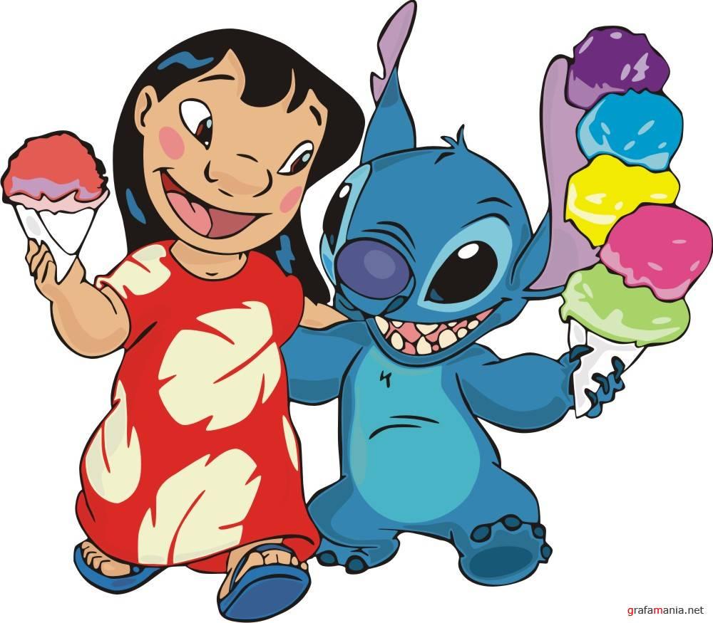 Novi Yanti Lilo And Stitch