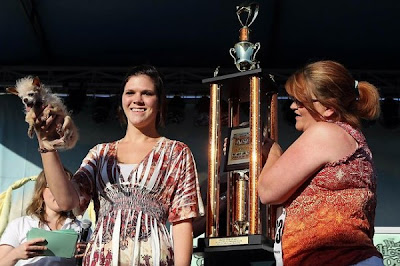 2011 World's Ugliest Dog Competition pictures