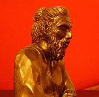 saggio himalayano scultura Progetto vajra perle nel tempo art gallery meditazione zen