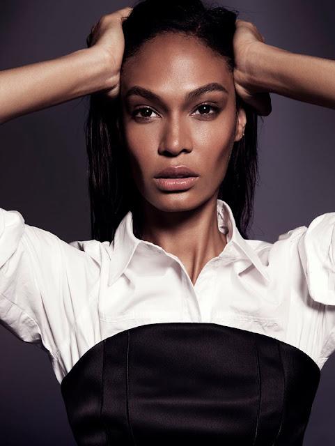studio W joan smalls diversity sunday style magazine austraia david jones supermodel victorias secret