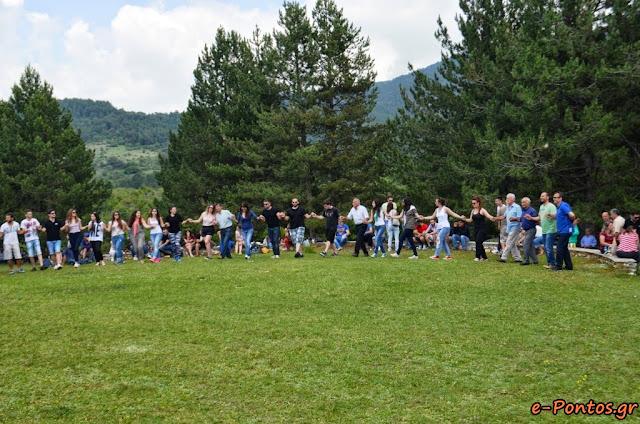 Εκδρομή στα Παρχάρια του Αγ. Δημητρίου Κοζάνης διοργανώνουν οι Πόντιοι φοιτητές της Θεσσαλονίκης
