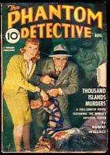 Phantom Detective The Thousand Islands Murders