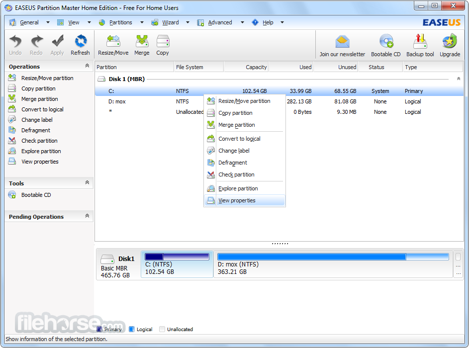 Easus Partition Master 10.2 Full Find4something.blogspot.com 2