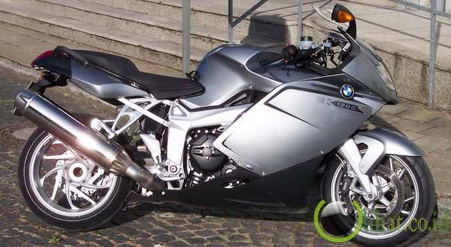 BMW K 1200 S - 278 km/jam