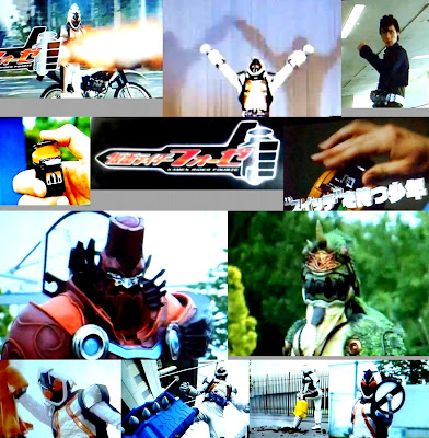 Kamen Rider Fourze Astro Switches Revealed!