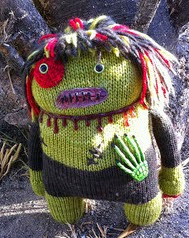 http://www.ravelry.com/patterns/library/zombie-monster